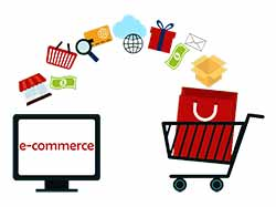 E Commerce, Commercio elettronico online